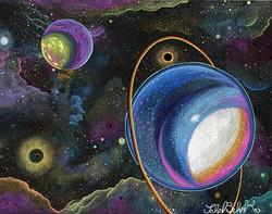 """Outerspace"" by John Behnke"