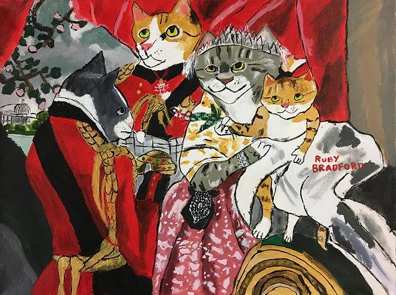 """A Prince is Born"" by Ruby Bradford"