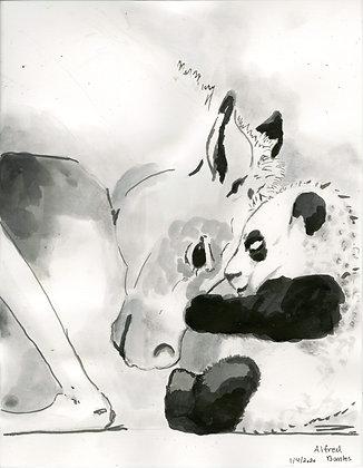 """""""Snug Hug"""" by Alfred Banks"""