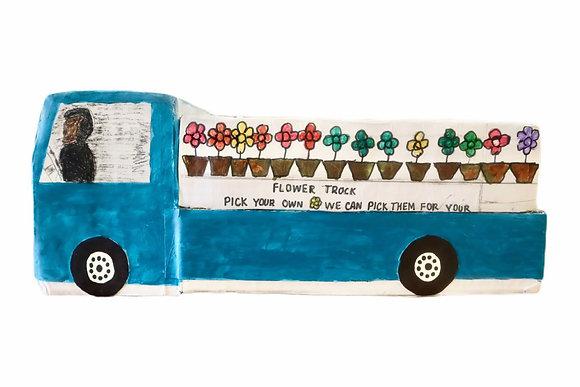 """Flower Truck"" by Ricky Willis"