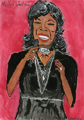 """Millie Jackson"" by Michael Hopkins"