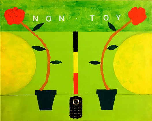 """Non-Toy"" by Ken Bortman"