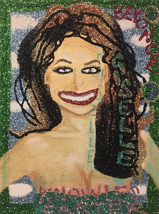 """""""Beyonce"""" by Sereno WIlson"""