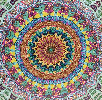 """Mandala"" by James Hall"