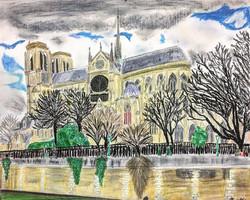 """Notre Dame"" by Brandon Jackson"