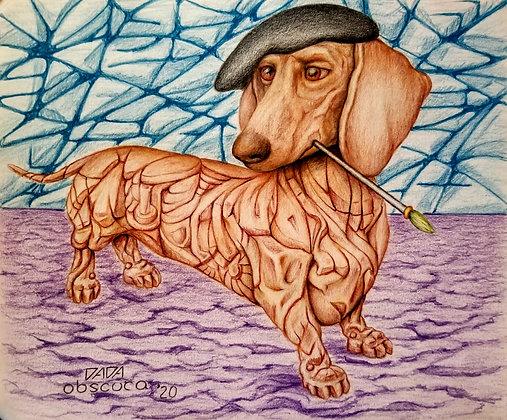 """""""Dachs"""" by Paul Kowalewski"""