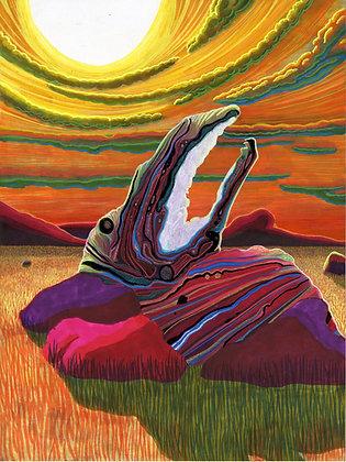 """Death Valley"" by John Behnke"