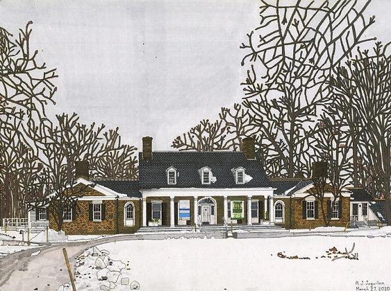 """Brushwood Center"" by R.J. Juguilon"