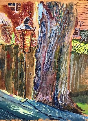 """""""Lightpost"""" by Luke Shemroske"""