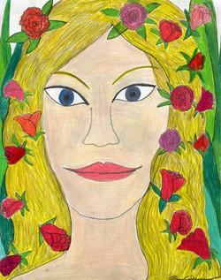 """Roses in Her Hair"" by Brandon Jackson"