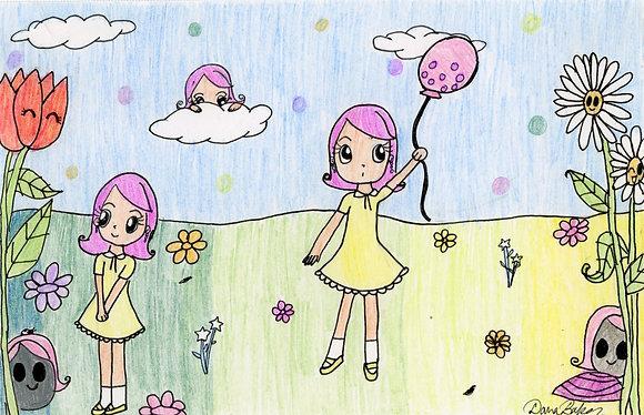 """Garden Adventure"" by Dana Baker"