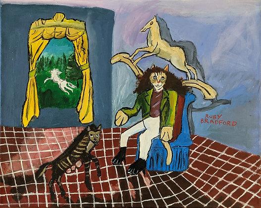 """The Inn of the Cat"" by Ruby Bradford"