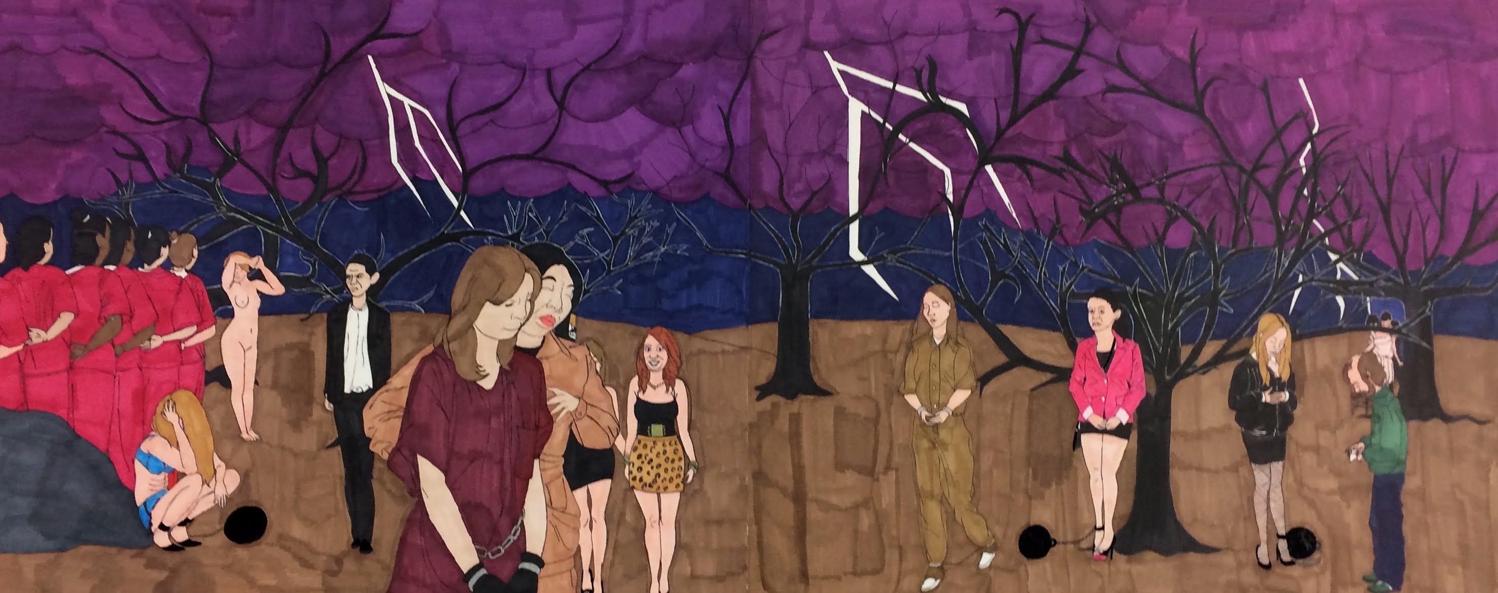 """Prostitution"" by Jacqueline Oliva"