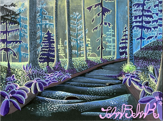 """""""Moonlit"""" by John Behnke"""
