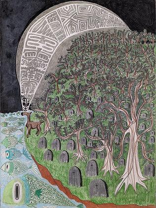 """Graveyard"" by Bill Douglas"