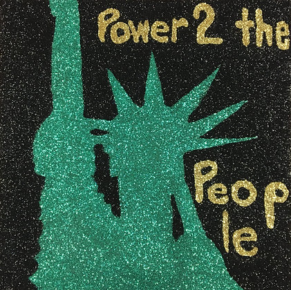 """Power 2 the People"" by Sereno Wilson"