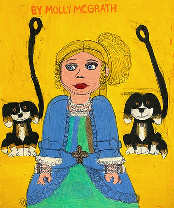 """""""Puppies"""" by Molly McGrath"""