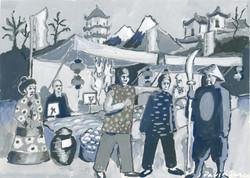 """Black Pebble 5"" by David Hence"