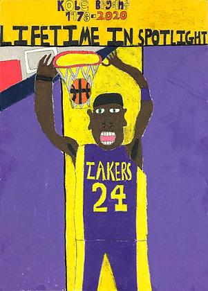 """Kobe Bryant"" by David A. Holt"