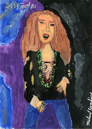 """""""Janis Joplin"""" by Michael Hopkins"""