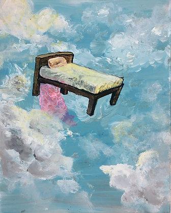 """Bedtime in the Sky"" by Luke Shemroske"