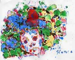 """Flower Child"" by David Hence"