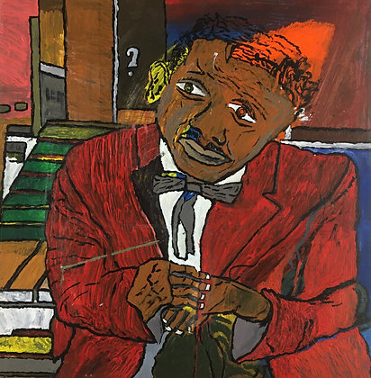 """Robert Johnson"" by Michael Bryant"
