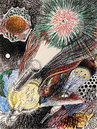 """Light and Space"" by Luke Shemroske"