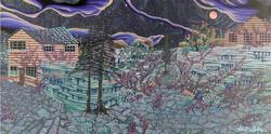 """""""Lake Forest"""" by John Behnke"""
