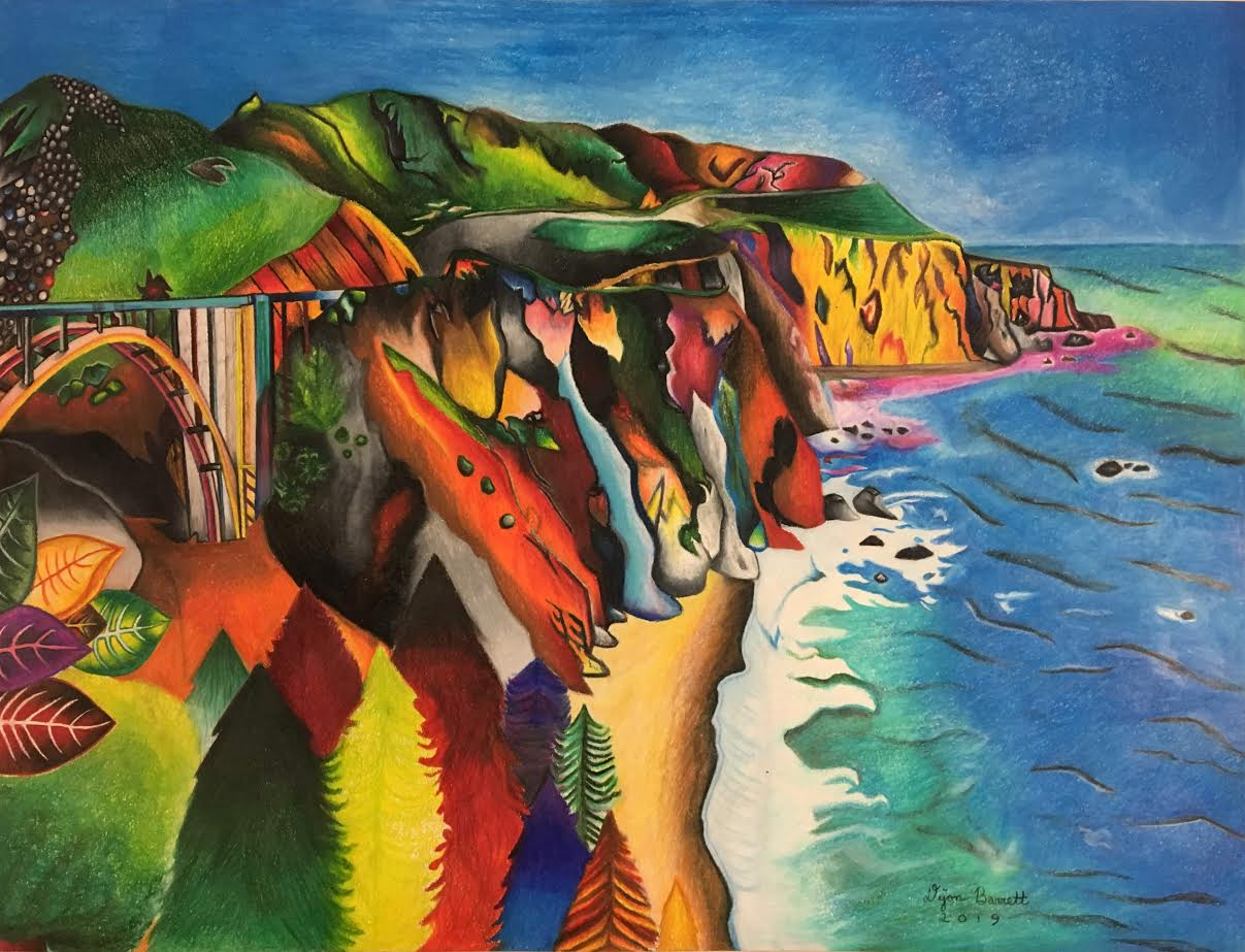 Dijon Barrett - Big Sur