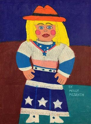 """Tonya"" by Molly McGrath"