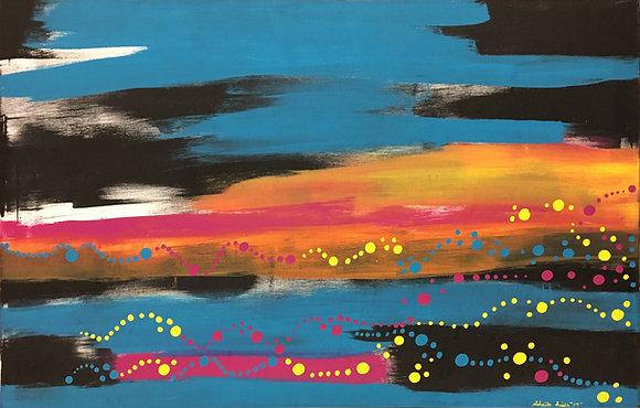 """""""Bounce"""" by Sheila Smith"""