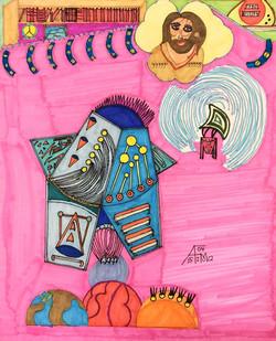 Allen McNair art