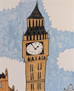 """""""Big Ben"""" by Jack Moore"""
