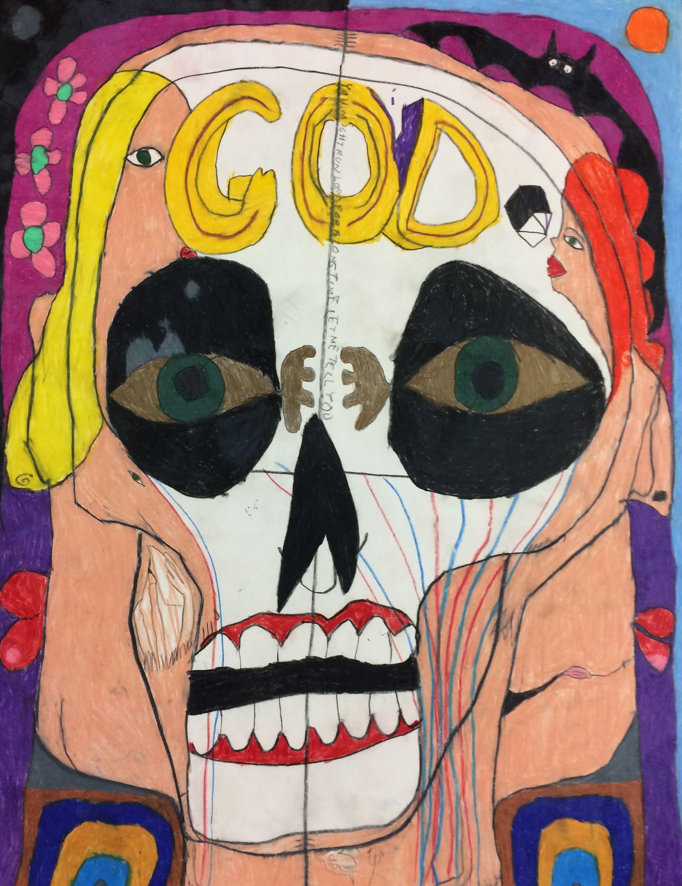 """God"" by Bill Douglas"
