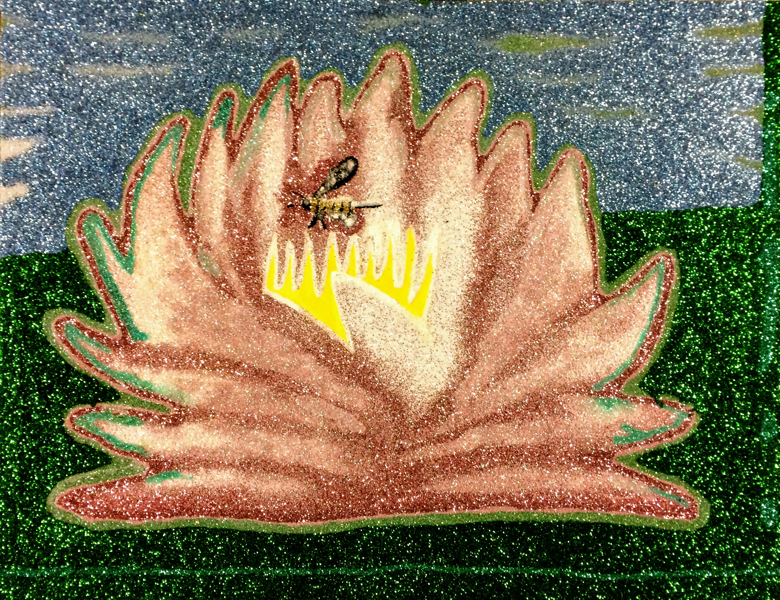 """Lotus Flower"" by Sereno Wilson"