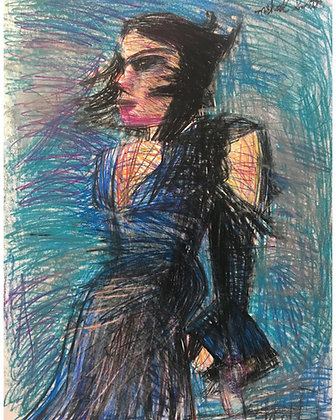 """Vixen"" by Michael Smith"