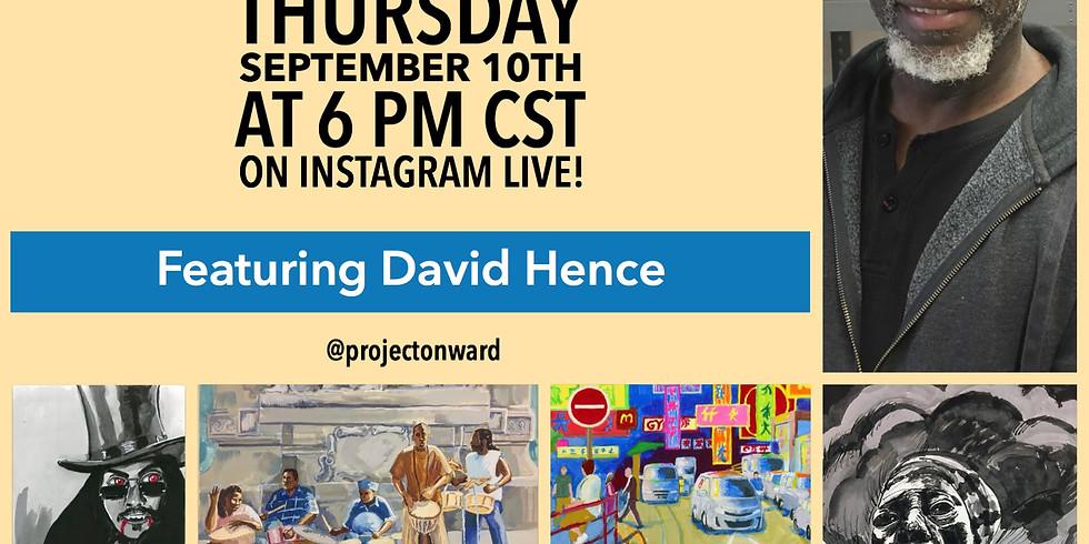 Artists at Home: David Hence