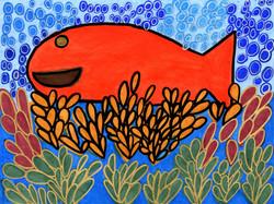 """The Sea Creatures"" by Safiya Hameed"