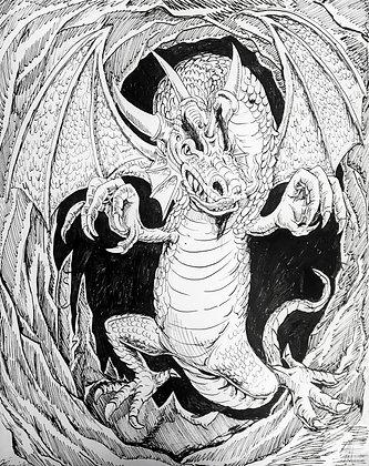 """""""Dragon"""" by Fernando Ramirez"""
