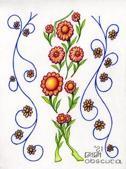 """Floral Motif"" by Paul Kowalewski"