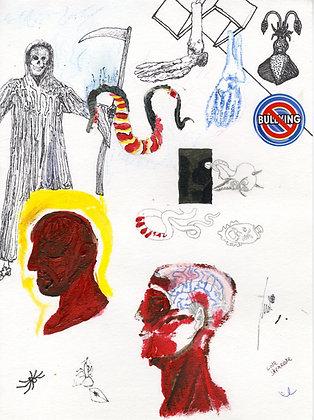 """""""No Bullying"""" by Luke Shemroske"""