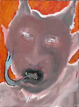 """""""The Devil"""" by Luke Shemroske"""