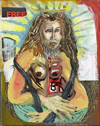 """""""Nothing is Free"""" by Luke Shemroske"""