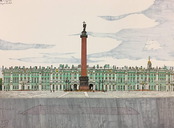 """""""The Winter Palace"""" by R. J. Juguilon"""