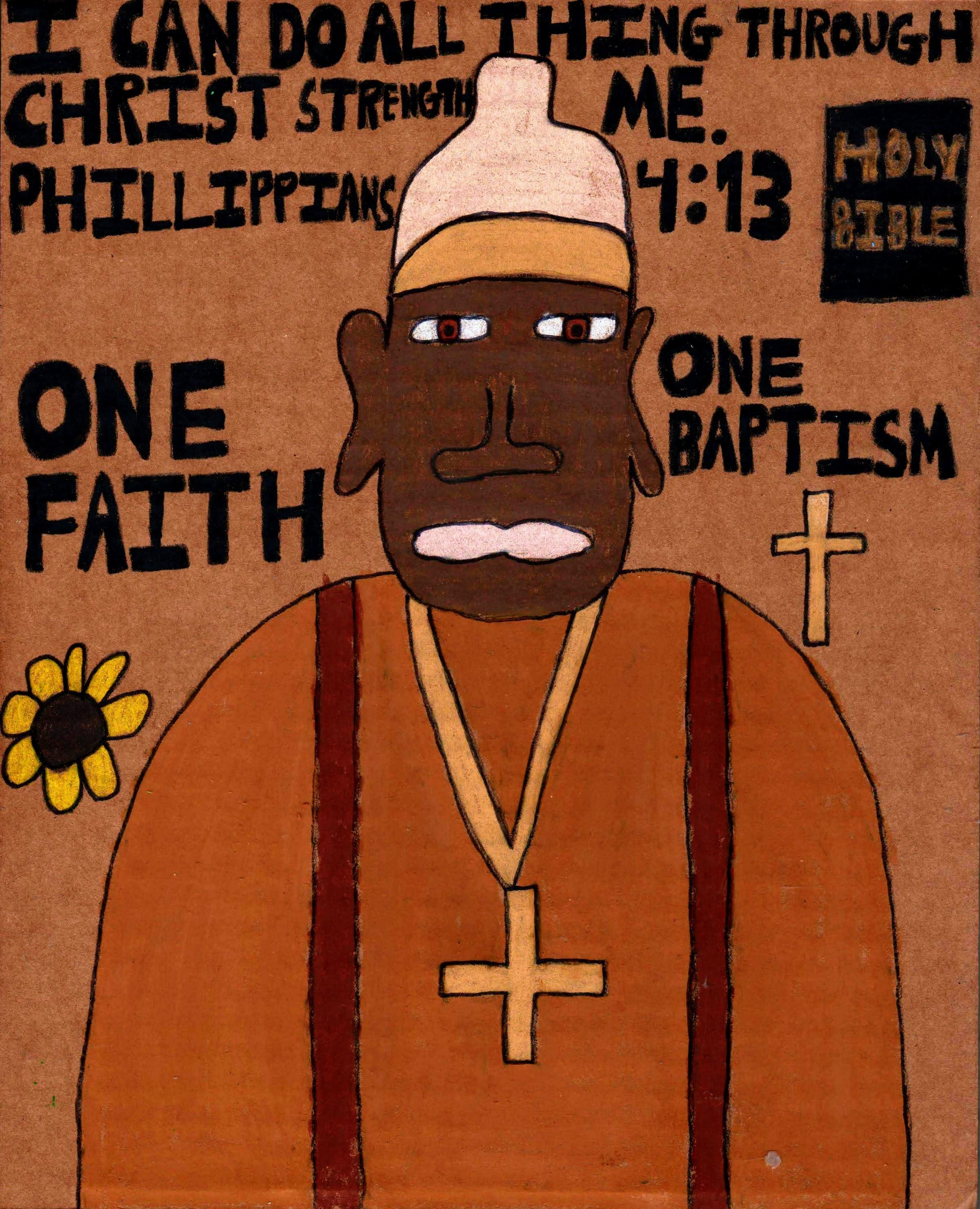 """""""One Faith"""" by David Holt"""