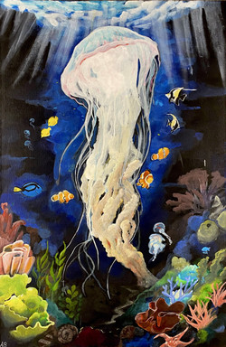 """""""Into the Deep"""" by Alfred Banks"""