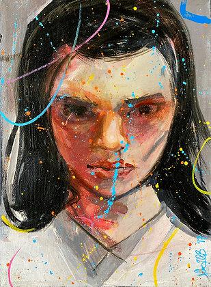 """Intensity"" by Julius Bautista"
