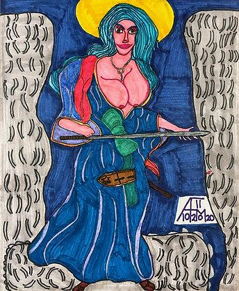 """""""Queen of Night"""" by Allen McNair"""
