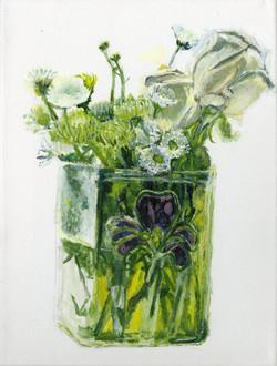 """Vase of Flowers"" by Luke Shemroske"
